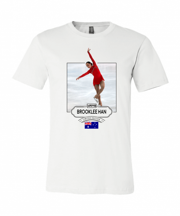 The brooklee han tee - plus five apparel - 2021