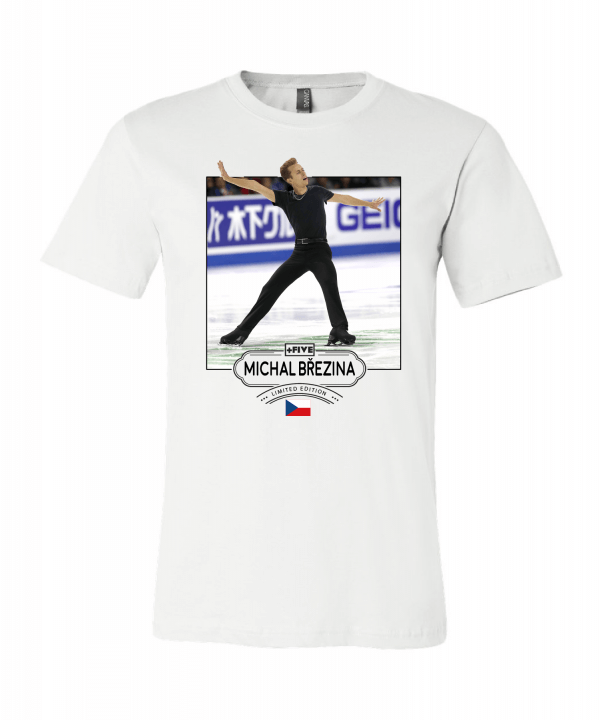 The michal brezina tee - plus five apparel - 2021