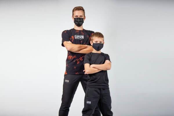 Boys never settle jogger - plus five apparel - 2021