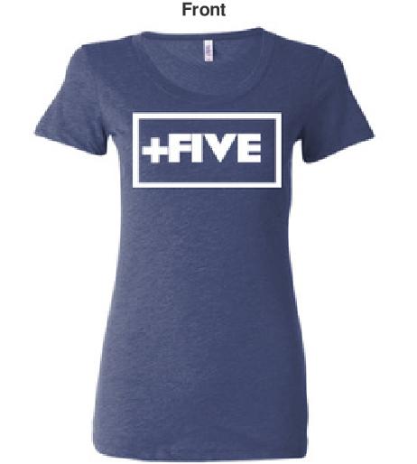 Nsfl women's tee - plus five apparel - 2021