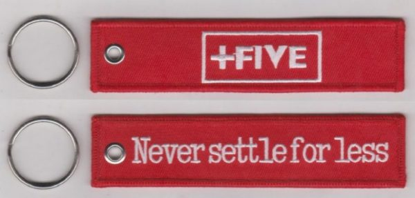 Nsfl keychain - plus five apparel - 2021