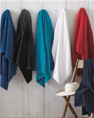 Beach towel - plus five apparel - 2021