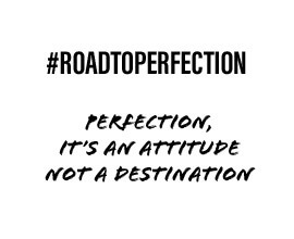 Road to perfection - plus five apparel - 2021